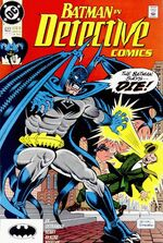 Dick Sprang's Cover
