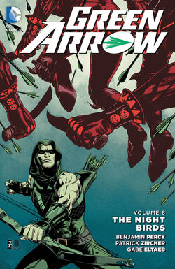 Cover for the Green Arrow: The Nightbirds Trade Paperback