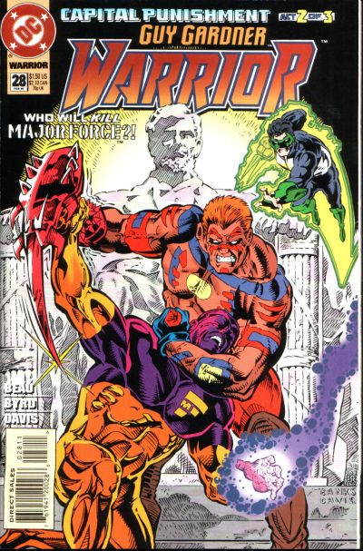 Guy Gardner No.23 1994 Beau Smith /& Mitch Byrd