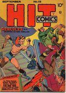 Hit Comics 15