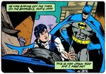 Batman finds Jason