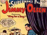 Superman's Pal, Jimmy Olsen Vol 1 4