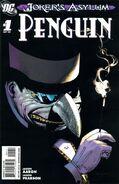 Joker's Asylum Penguin 1