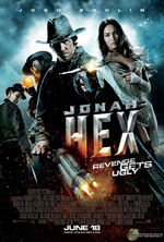 Jonah Hex (Movie) Poster 001