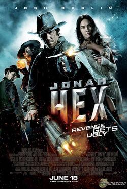 Jonah Hex (Movie) Poster 001