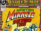 Justice League International Special Vol 1 1