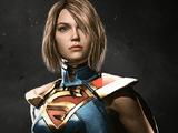 Kara Zor-El (Injustice: The Regime)
