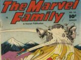 Marvel Family Vol 1 50