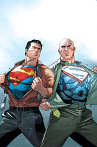 Lex Luthor, the new Superman