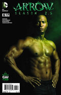 Arrow Season 2.5 Vol 1 6