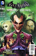 Batman Arkham Unhinged Vol 1 3