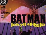 Batman: Jekyll and Hyde Vol 1 2