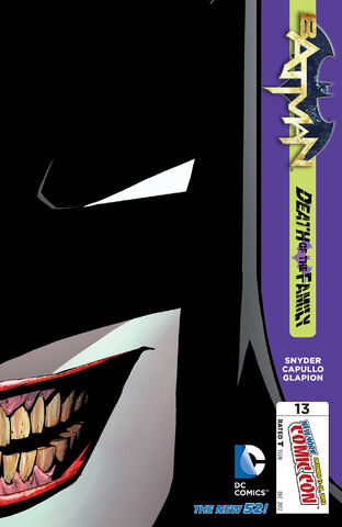 File:Batman Vol 2 13 Die-Cut (Batman) ComicCon.jpg