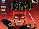 Beware the Batman Vol 1 5