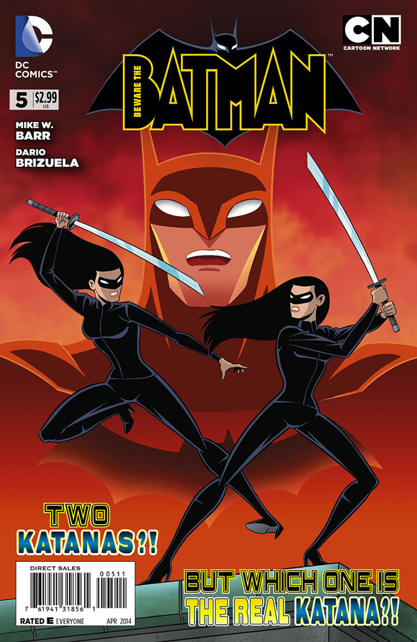 Beware The Batman Vol 1 5 Dc Database Fandom Powered By Wikia