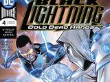 Black Lightning: Cold Dead Hands Vol 1 4
