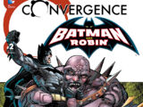 Convergence: Batman and Robin Vol 1 2