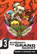 ElfQuest The Grand Quest Vol 3 TP