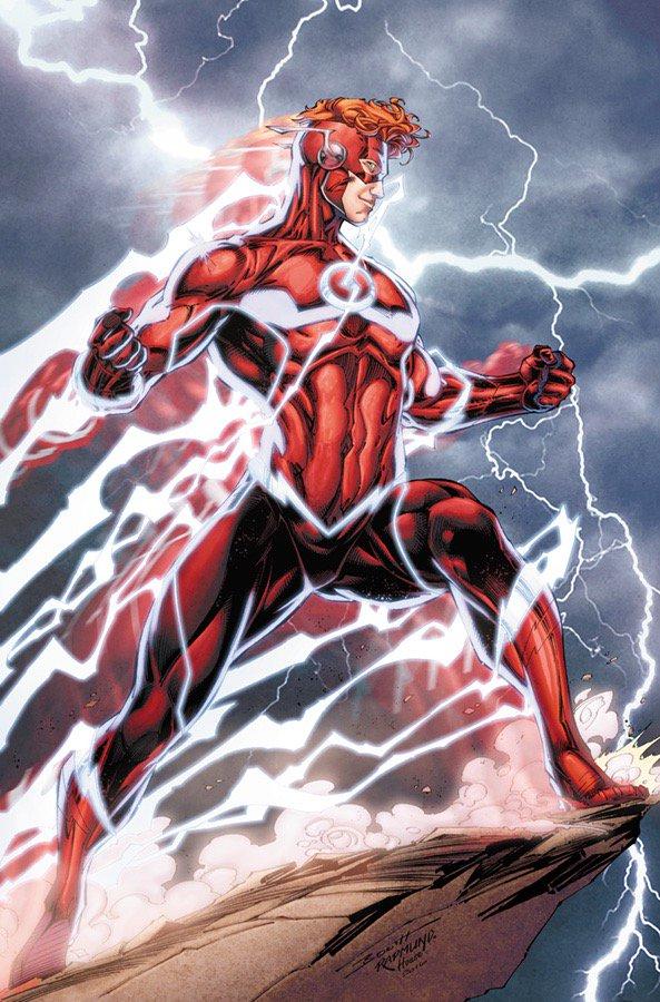 Flash Wally West Dc Database Fandom Powered By Wikia