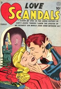 Love Scandals Vol 1 1