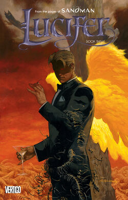 Cover for the Lucifer: Book Three Trade Paperback