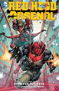 Red Hood Arsenal Open for Business