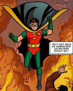 Jason Todd as Robin