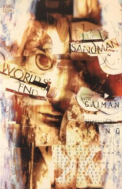 Cover for the Sandman: World's End Trade Paperback