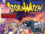 Stormwatch Vol 3 22