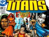 Titans: Who is Troia?