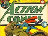 Action Comics Vol 1 59