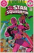 All-Star Squadron Annual 1