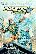 Booster gold blue & gold TPB