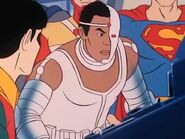 Cyborg Super Friends 001