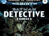 Detective Comics Vol 1 952