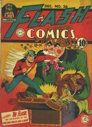 Flash Comics 36