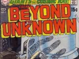 From Beyond the Unknown Vol 1 2