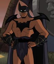 Prehistoric Batman BTBATB 01