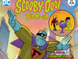 Scooby-Doo! Team-Up Vol 1 22