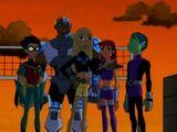 Teen Titans (TV Series) Episode: Titan Rising