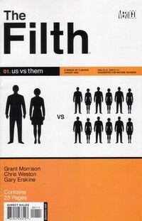 The Filth Vol 1 1
