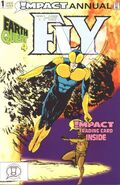 The Fly Annual Vol 1 1