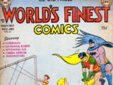 World's Finest Vol 1 61