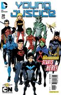 Young Justice Vol 2 20