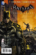 Batman Arkham Knight Vol 1 1