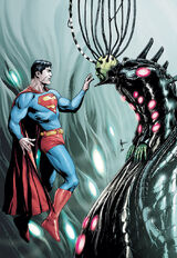 Superman finally uncovers the truth about Brainiac.