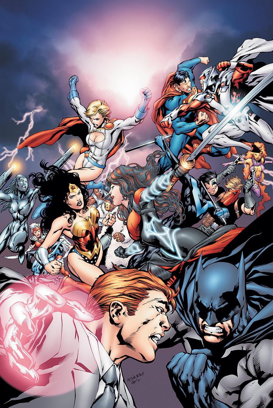 DC/Wildstorm: Dreamwar Vol 1 | DC Database | FANDOM