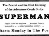 Superman (comic strip)