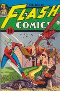 Flash Comics 14