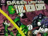 Green Lantern: The New Corps Vol 1 2